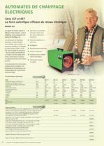 Systèmes de chauffage à air chaud mobiles 2010-2011 - 4