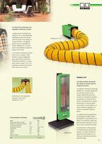 Systèmes de chauffage à air chaud mobiles 2010-2011 - 5