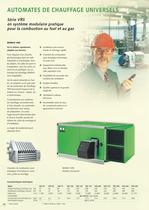 Systèmes de chauffage à air chaud stationnaires 2010-11 - 10