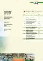 Systèmes de chauffage à air chaud stationnaires 2010-11 - 3