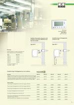 Systèmes de chauffage à air chaud stationnaires 2010-11 - 7