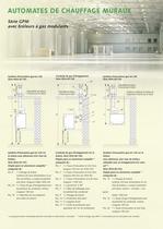 Systèmes de chauffage à air chaud stationnaires 2010-11 - 8