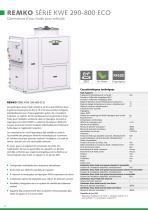 Systemes de climatisation a eau froide - 10