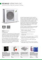 Systemes de climatisation a eau froide - 8