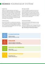 Systems de chauffage a air chaud stationnaires - 2