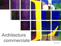 Architecture commerciale - 1
