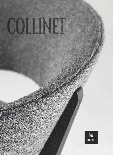 COLLINET CATALOGUE : FURNITURE AND CHAIRS