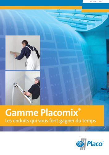 Gamme Placomix®