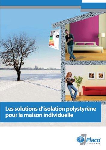 Les solutions d'isolation polystyrène pour maison individuelle