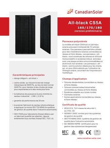 All-black CS5A