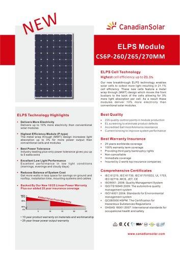 ELPS CS6P-MM