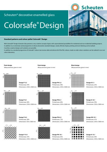 Colorsafe®Design
