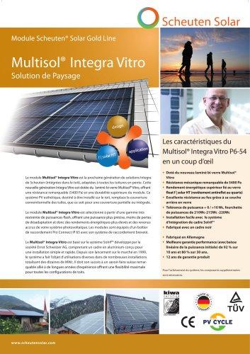 Multisol Integra Vitro Gold Line (landscape)