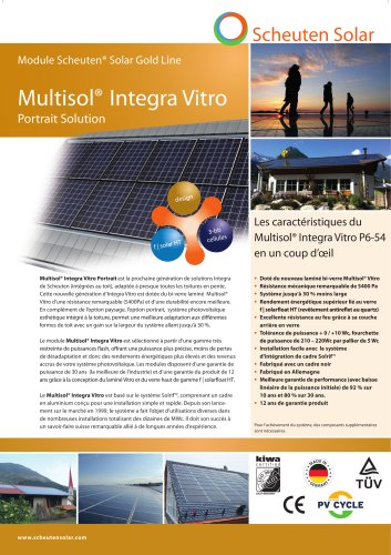 Multisol® Integra Vitro Gold Line (portrait)