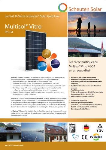 Multisol® Vitro Gold Line (P6-54)