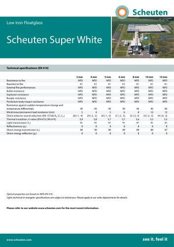 Scheuten Super White