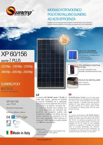 Sunerg Polycrystalline 60/156 cells