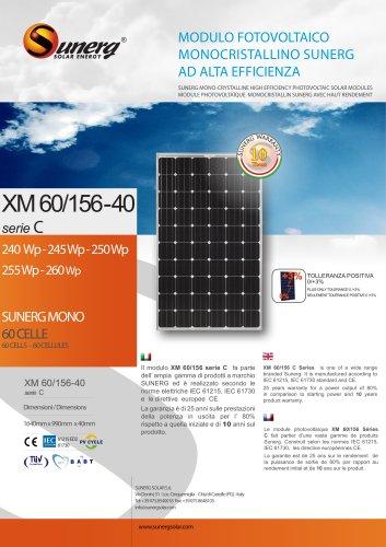 XM 60/156 C-40