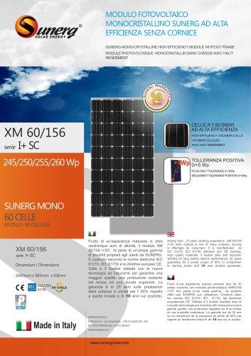 XM 60/156 I+SC