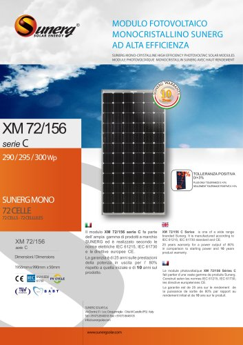 XM 72/156 C
