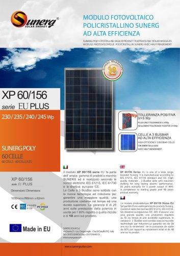 XP 60/156 EU+