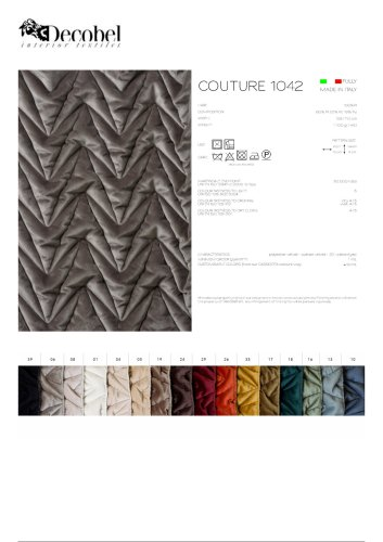 COUTURE 1042