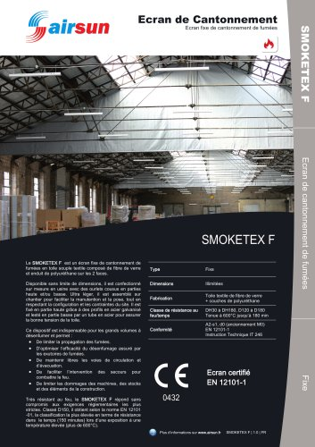 SMOKETEX-F