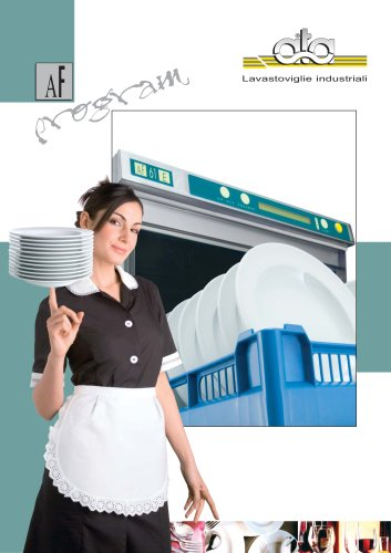 AF  Soft-touch dishwashers
