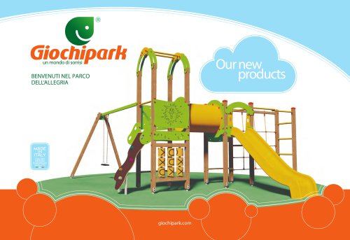 Giochipark   Playgr. Equipm. NEWS 2014 (ITA-ENG-FRA)