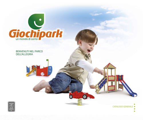 Giochipark | Playground Equipment 2014 (ITA-ENG-FRA)