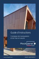 Guide d'instructions Rockpanel
