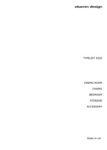 PRODUCT-TYPELIST 2020 (cm)