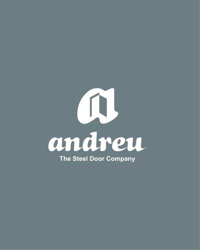 andreu - The Steel Door Company