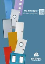 Multi-usages - De la vie pour votre bâtiment