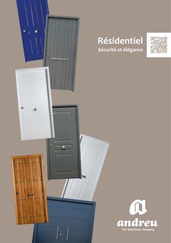 Résidentiel - Sécurité et élégance