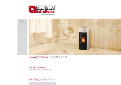 Main Catalogue - Pellet Products