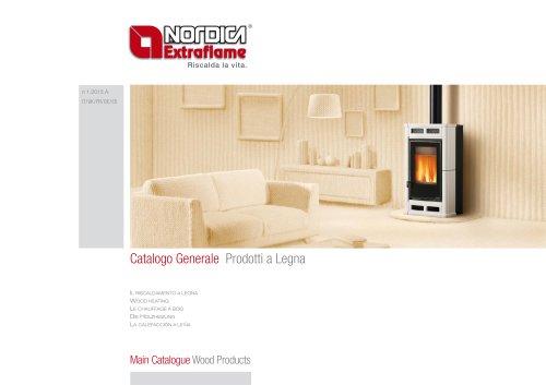 Main Catalogue - Wood Products