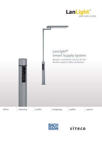 LanLight® Smart Supply System