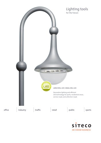 LARGE BELL LED | SMALL BELL LED
