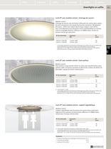 Luminaires compacts pour montage en saillie et en suspension - 10