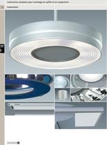 Luminaires compacts pour montage en saillie et en suspension - 1