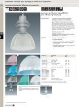 Luminaires compacts pour montage en saillie et en suspension - 5