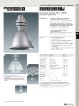 Luminaires compacts pour montage en saillie et en suspension - 6