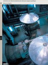 Luminaires avec indice de protection plus élevé pour exigences spécifiques - 3