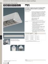 Luminaires avec indice de protection plus élevé pour exigences spécifiques - 5