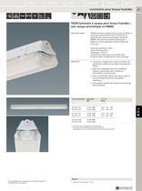 Luminaires avec indice de protection plus élevé pour exigences spécifiques - 6