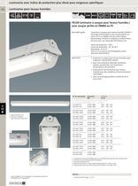 Luminaires avec indice de protection plus élevé pour exigences spécifiques - 7