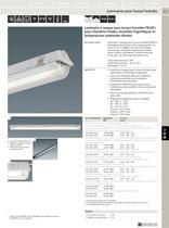 Luminaires avec indice de protection plus élevé pour exigences spécifiques - 8