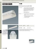Luminaires de sécurité et composants, luminaires de signalisation - 13
