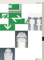 Luminaires de sécurité et composants, luminaires de signalisation - 2